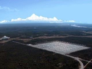 HAARP - The cause of climate change?